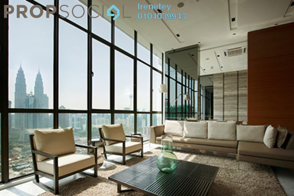 For Sale Condominium at Setia Sky Residences, KLCC Freehold Unfurnished 2R/1B 1m