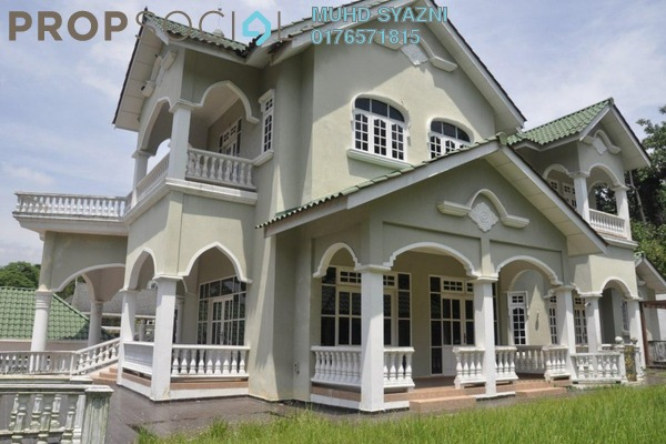 For Sale Bungalow at Kayangan Heights, Shah Alam Freehold Unfurnished 7R/7B 2.85m