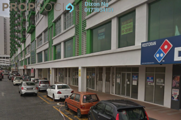 For Sale Shop at OUG Parklane, Old Klang Road Freehold Unfurnished 1R/1B 1.85m