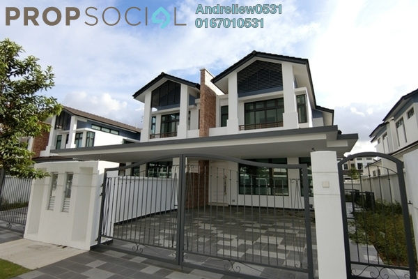 For Sale Semi-Detached at Eco Botanic, Skudai Freehold Unfurnished 4R/2B 980k