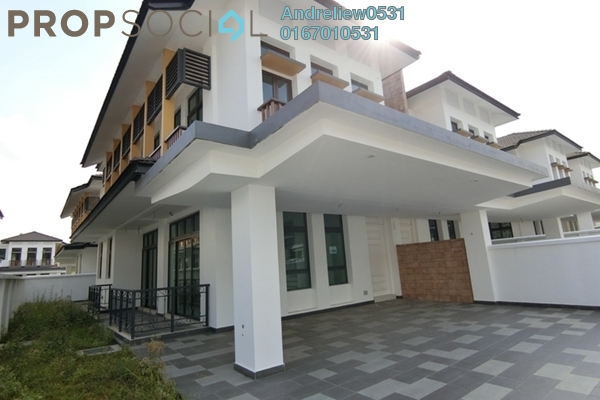 For Sale Semi-Detached at Eco Botanic, Skudai Freehold Unfurnished 4R/40B 1.12m