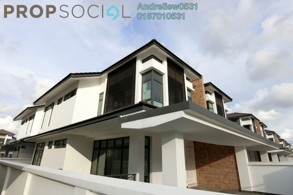 For Sale Semi-Detached at Eco Botanic, Skudai Freehold Unfurnished 4R/5B 1.1m