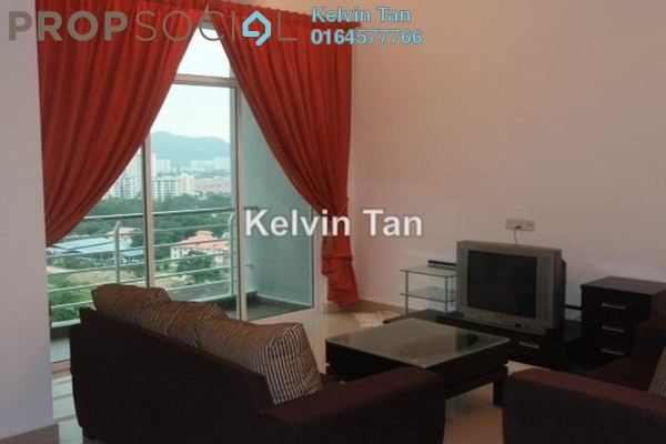 For Rent Condominium at Ideal Regency, Bukit Gambier Freehold Fully Furnished 3R/3B 1.8k
