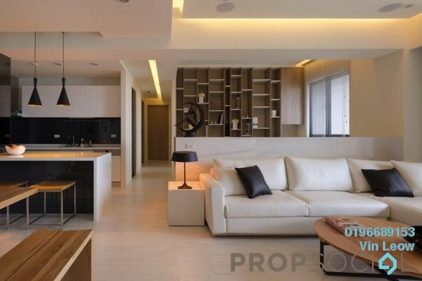 For Sale Serviced Residence at Verde, Ara Damansara Freehold Semi Furnished 2R/2B 1m