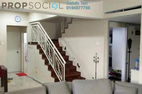 For Sale Condominium at Halaman Areka, Sungai Nibong Freehold Fully Furnished 3R/2B 460k