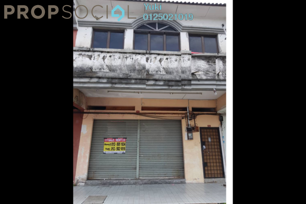 For Sale Shop at SD6 @ Gunung Rapat, Ipoh Freehold Unfurnished 0R/4B 680k