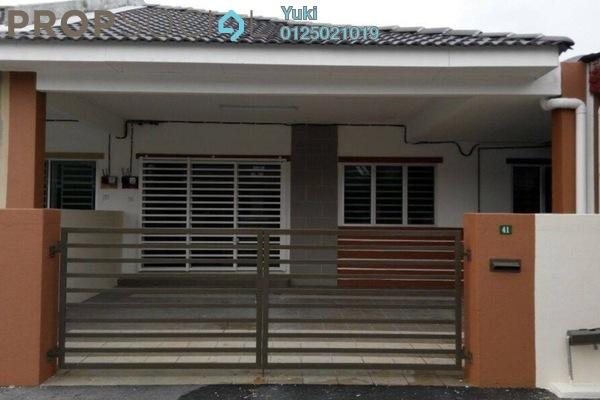 For Sale Terrace at Taman Pengkalan Barat, Ipoh Leasehold Semi Furnished 3R/2B 238k