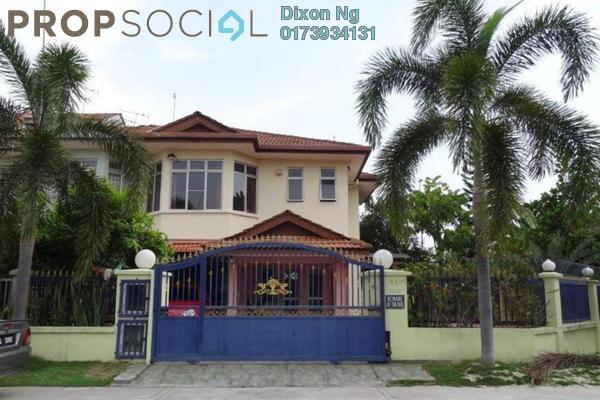 For Sale Terrace at Bandar Botanic, Klang Freehold Semi Furnished 4R/3B 1.15m