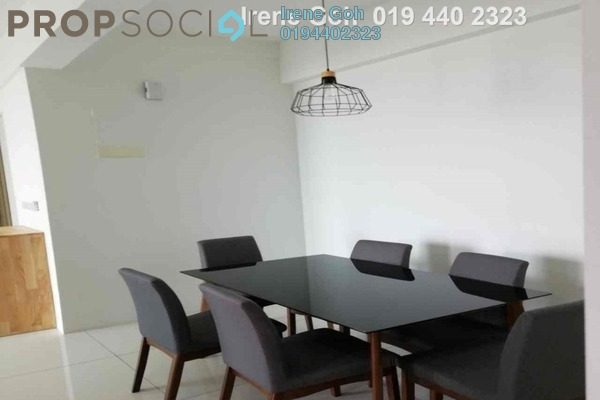 For Rent Condominium at City Residence, Tanjung Tokong Freehold Fully Furnished 3R/2B 4.3k