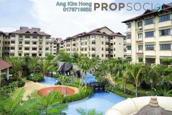 For Sale Condominium at Desa Idaman Residences, Puchong Freehold Semi Furnished 3R/2B 460k