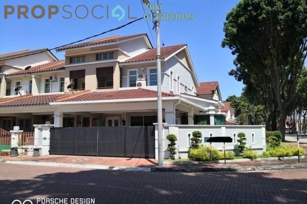 For Sale Terrace at Bandar Baru Tambun, Tambun Freehold Semi Furnished 4R/4B 785k