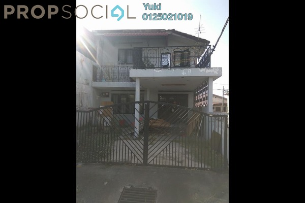 For Sale Terrace at Taman Boon Bak, Ipoh Freehold Unfurnished 4R/2B 210k
