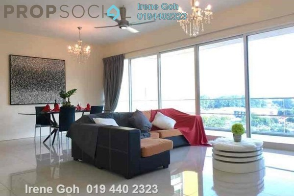 For Sale Condominium at Central Park, Green Lane Freehold Fully Furnished 5R/5B 1.45m