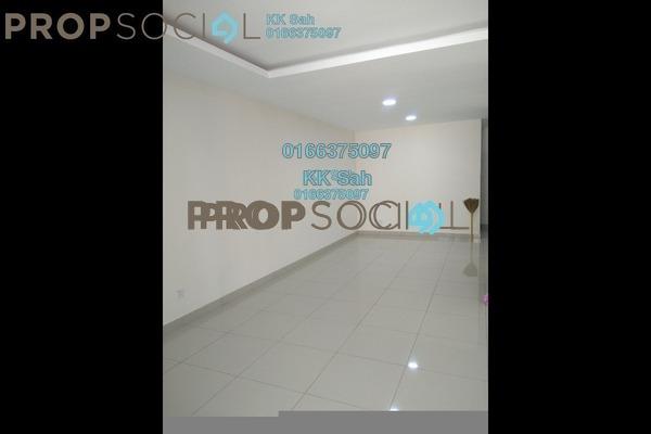 For Rent Terrace at SL8, Bandar Sungai Long Freehold Semi Furnished 5R/4B 1.4k