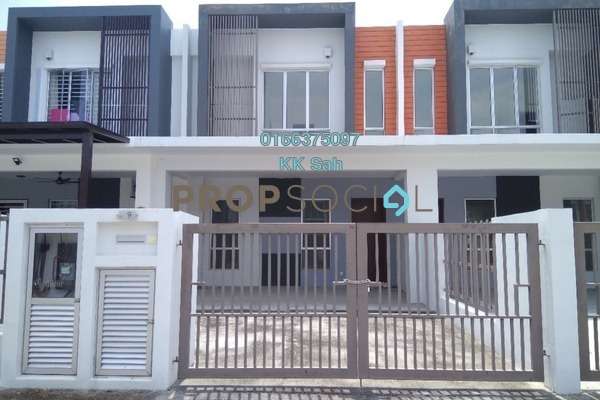 For Sale Terrace at Setia EcoHill, Semenyih Freehold Semi Furnished 4R/3B 515k