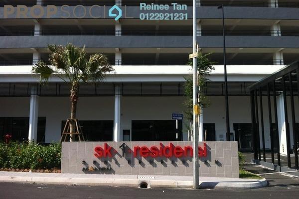 For Rent Condominium at SK One Residence, Seri Kembangan Freehold Semi Furnished 3R/2B 1.5k