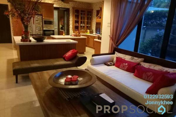 For Sale Bungalow at Mines Resort City, Seri Kembangan Freehold Fully Furnished 7R/7B 5.2m