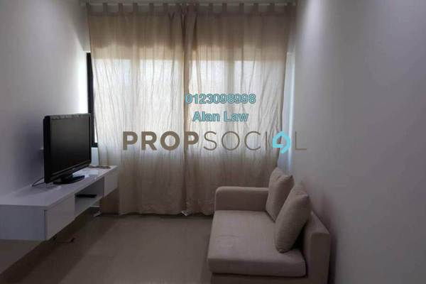For Rent Serviced Residence at Hedgeford 10 Residences, Wangsa Maju Freehold Semi Furnished 1R/1B 1.4k