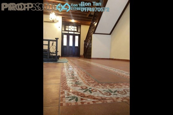 For Sale Terrace at Jalan Muntri, Georgetown Freehold Semi Furnished 3R/3B 1.9m