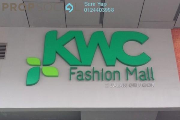 For Sale Shop at Kenanga Wholesale City, Pudu Freehold Semi Furnished 0R/0B 1.36m