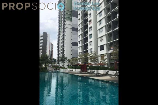 For Sale Condominium at Ivory Residence, Kajang Freehold Semi Furnished 3R/2B 390k