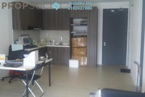 For Sale SoHo/Studio at One City, UEP Subang Jaya Freehold Fully Furnished 1R/1B 390k