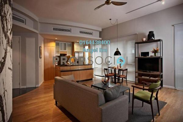 For Rent SoHo/Studio at St Mary Residences, KLCC Freehold Fully Furnished 1R/1B 5.5k
