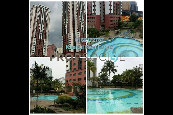 For Sale Condominium at Bistari, Putra Freehold Fully Furnished 4R/3B 700k