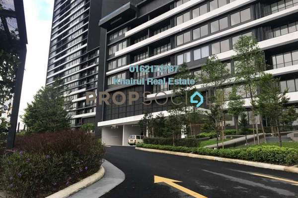 For Sale Serviced Residence at Dream City, Seri Kembangan Freehold Unfurnished 3R/2B 720k
