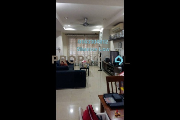For Sale Terrace at Puteri 10, Bandar Puteri Puchong Freehold Semi Furnished 4R/3B 1.42m