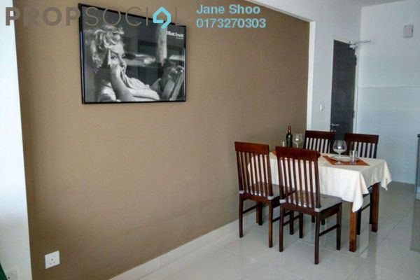 For Rent Condominium at Avantas Residences, Old Klang Road Freehold Fully Furnished 1R/1B 1.75k