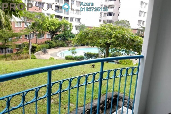 For Sale Apartment at Kenanga Apartment, Pusat Bandar Puchong Freehold Fully Furnished 3R/2B 365k