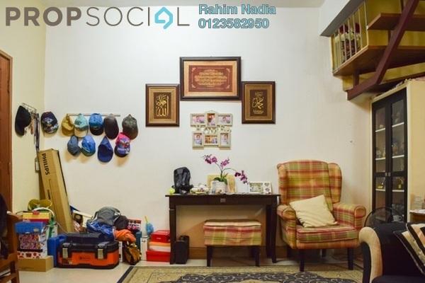 For Sale Terrace at Bandar Tasik Puteri, Rawang Freehold Semi Furnished 4R/2B 280k