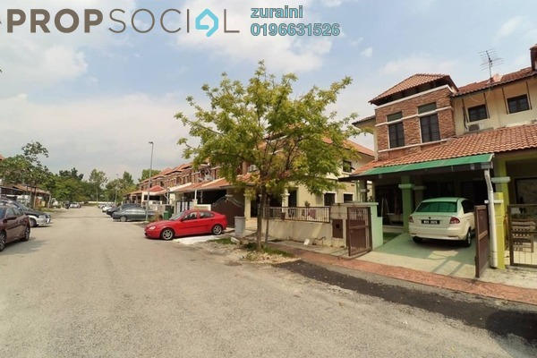 For Sale Terrace at Bandar Nusaputra, Puchong Freehold Semi Furnished 4R/3B 600k