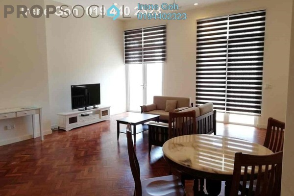 For Rent Condominium at Quayside, Seri Tanjung Pinang Freehold Fully Furnished 2R/3B 6k