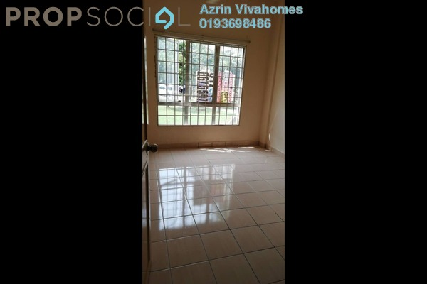 For Rent Apartment at Seroja Apartment, Bukit Jelutong Freehold Unfurnished 3R/0B 1.1k