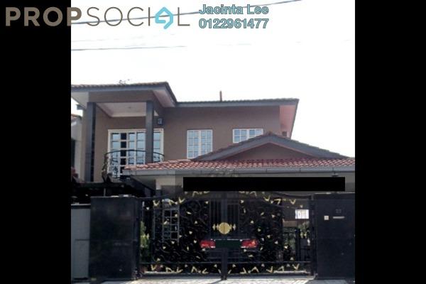 For Sale Semi-Detached at Saujana Impian, Kajang Freehold Semi Furnished 6R/3B 750k