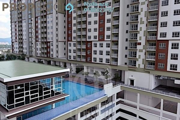 For Rent Condominium at SkyAwani, Sentul Freehold Unfurnished 3R/2B 1.3k
