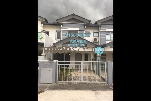 For Sale Terrace at Kemuning Greenhills, Kota Kemuning Freehold Unfurnished 4R/3B 518k
