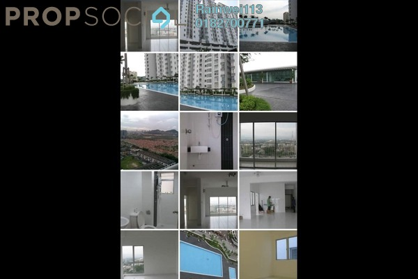 For Sale Condominium at Plaza Menjalara, Bandar Menjalara Freehold Semi Furnished 3R/2B 680k