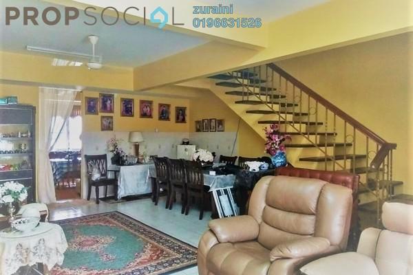 For Sale Terrace at D'Sentral Terrace, Bandar Seri Putra Freehold Unfurnished 4R/3B 610k