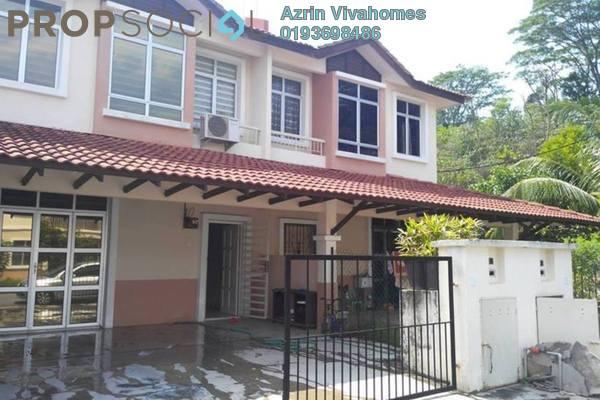 For Rent Terrace at Taman Ixora, Bandar Baru Salak Tinggi Freehold Unfurnished 4R/3B 1.2k