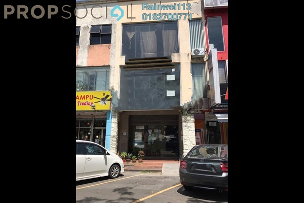 For Sale Shop at Bandar Baru Sungai Buloh, Sungai Buloh Freehold Unfurnished 0R/0B 1.6m