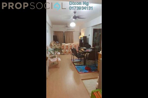 For Rent Condominium at Bintang Mas, Bandar Sri Permaisuri Freehold Semi Furnished 3R/2B 1.4k
