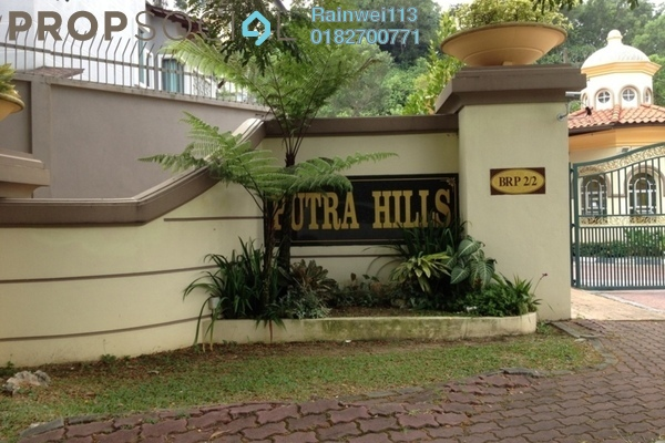 For Sale Land at Putra Hill, Bukit Rahman Putra Freehold Unfurnished 0R/0B 1.6m