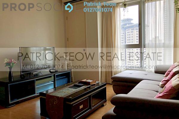 For Sale Condominium at i-Zen Kiara I, Mont Kiara Freehold Fully Furnished 2R/2B 705k