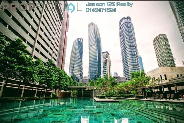 For Sale Condominium at Tuan Residency, Jalan Ipoh Freehold Unfurnished 3R/2B 468k