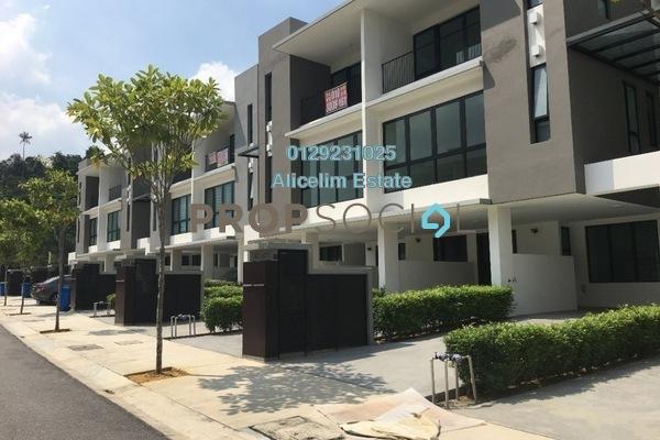 For Sale Townhouse at Primer Garden Town Villas, Cahaya SPK Freehold Unfurnished 3R/3B 680k