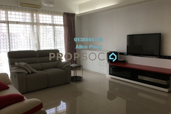 For Sale Condominium at Zan Pavillon, Sungai Ara Freehold Fully Furnished 3R/2B 820k