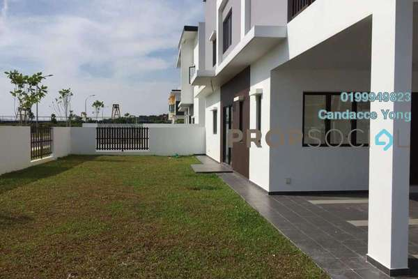 For Sale Terrace at Precinct 17, Setia Alam Freehold Unfurnished 4R/3B 880k